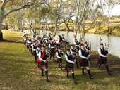 PIPERS are tuning and drummers are keeping time in preparation for a gala Spring Celtic Weekend at Scots PGC College.