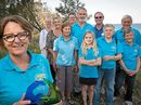 THERE'S winning and winning, but as far as Coolum District Coastcare president Leigh Warneminde is concerned her group may be fighting a losing battle.