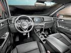 2016 Kia Sportage interior on show ahead of reveal
