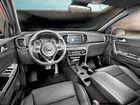 2016 Kia Sportage interior on show ahead of reveal