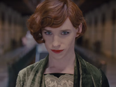 THE first trailer has gone online for The Danish Girl, a movie that documents the world's first transgender woman.