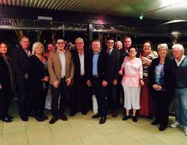 Joel Fitzgibbon launches Dave Kerrigan's Maranoa campaign