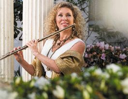 Capturing the spirit of the flute and the seasons