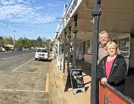 Work begins on main street drainage upgrades in Blackbutt