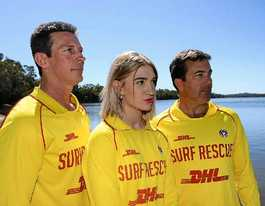 Emu Park Lifesaver trio receive excellence awards