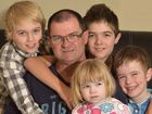 HE MIGHT be 2000km away from home but Paul Howarth makes a point of being a part of his family's houshold every day.