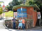 An art deco toilet in Murwillumbah's Queen St needs a new future, and residents are flush with ideas.