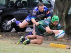 Rams charge into grand final