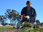 Widow stands ground over council's extra cemetery fees