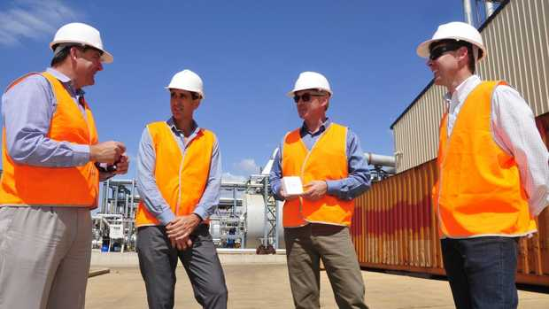 GLADSTONE'S Northern Oil Refinery is looking at expanding by taking on two apprentices and a lab technician.