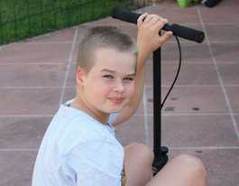 Your Story: Battle continues for boy with rare disease