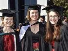AFTER years of hard work the future is looking bright for University of Southern Queensland graduates.