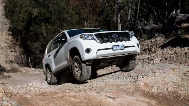 Australia's best-selling large SUV gets refined new diesel and six-speed automatic to boost its credentials further