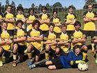 Undefeated record goes on the line UNDER-14s