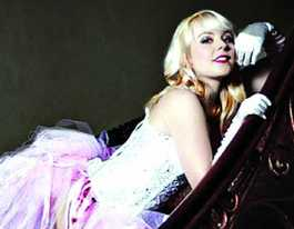Burlesque performance to bring Bliss
