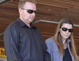 Parents of Jayde Kendall's accused murderer 'struggling'