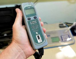 Alcohol interlock device for drink-drivers a lifesaver