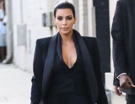 Kim Kardashian West's walking pregnancy workouts