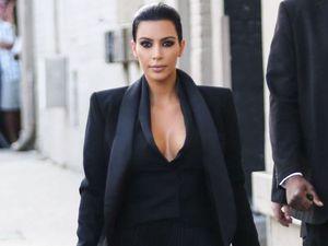 Kim Kardashian West's walking pregnancy workouts