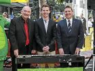 BUDDING musician Daniel Scott has the opportunity to boost his music career.