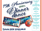 Sat 31 Oct - 1940's themed dinner dance Sun1 Nov 9.30am Mass, morn. tea & school tour  Our Lady of Lourdes community members past and present most welcome.