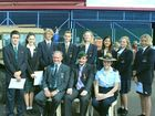 SIX students from Coolum State High School have won awards in the of the Nambour and District Historical Museum student writing competition.