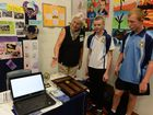 HUNDREDS of people turned up to CQUniversity Bundaberg campus yesterday to participate in the 2015 Options Day event.