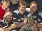 WEST Wanderers may have missed out on the Football Toowoomba Premier Men's minor premiership but they sure didn't fall short of taking out the grand final.