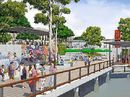 THE Member for Rockhampton has warned the region's peak tourism body not to divide the community over the Rockhampton Riverfront Revitalisation project.
