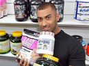 A FITNESS supplements business owner accused of selling $39,000 of drugs to undercover police has had his bail conditions relaxed so he can travel to Brisbane.