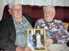 TREADING on Elsie's toes during their first dance at Rosebank in 1944 didn't stop 70 years of wedded bliss for Frank Matthews.
