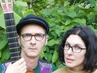 Warmwaters invite you to their own two-person folk festival, featuring their own distinctively arousing brand of acoustic music.