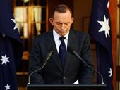 """POLITICS is a """"game of snakes and ladders"""", and former Prime Minister Tony Abbott said he was """"hit by a snake"""" when he lost the Liberal leadership"""