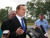 SO IT didn't take Tony Abbott long to break his silence on the leadership spill that saw him lose the top spot.