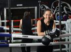 JESSICA Cashman has been boxing since December last year, but already she has set her sights firmly on the 2018 Commonwealth Games at the Gold Coast.