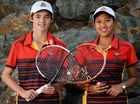 THE Queensland schools team tennis tournament begins today at Victoria Park and the annual round robin finals have attracted 15 teams from schools across Qld.