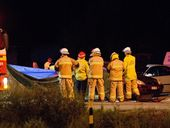 <strong>UPDATE:</strong> Three elderly people killed in a car crash at Helidon Spa have been confirmed as John Vines, Margaret Vines and Dianne Greenham.