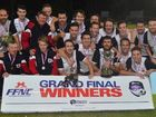 RICHMOND Rovers are celebrating a 15th Far North Coast men's premier division soccer title after a penalty shoot-out victory over Byron Bay in the grand final.