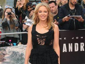 Kylie Minogue goes 'gooey' over new boyfriend