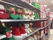 IT MIGHT only be September but that hasn't stopped the shops from going Christmas crazy with decorations now ready to buy in store.
