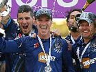WEST Australian batsman Michael Klinger has captained Gloucestershire to victory in England's domestic one-day competition at Lord's.