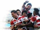 HE helped mastermind one of South Africa's greatest moments, and now Eddie Jones has led Japan to arguably the biggest upset in rugby history.