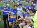ANY hopes Mick Newton had for a sleep-in as reward for coaching Norths to an A-grade rugby league title were dashed at 4am on Monday.