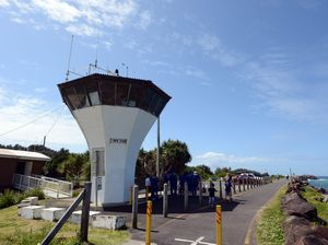Ballina Marine Rescue Tower. Photo Cathy Adams / The Northern Star