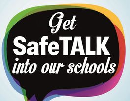 Petition to get SafeTALK in schools closing soon