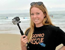 Coolum Beach business finding lost Go Pros