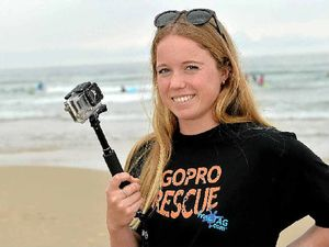 FIND IT: Go Pro Rescue is a website site set up to reunite owners with lost Go Pros. Bridget McCulloch is the social media manager.