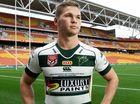 THE MOMENT Jets hooker Matt Parcell knew he belonged as an NRL player is etched forever in the memory.