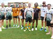 Ipswich Jets co-coaches Ben and Shane Walker aren't afraid to utilise lessons from their training days if it means improving the team's chances of winning.