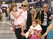 The 48-year-old actress cherishes the time she spends with seven-year-old Sunday and four-year-old Faith - her daughters with husband Keith Urban